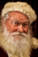 Santa Portrait - It's the real thing...